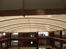 晋城婚礼宫遮阳顶膜结构