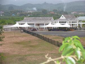 西双版纳热带植物园膜结构工程